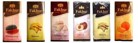 легкий табак Fakhur