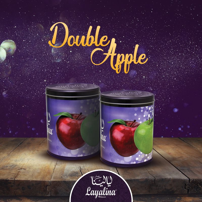 Layalina double apple