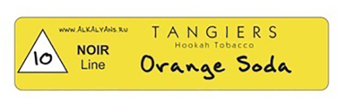 Orange Soda Tangiers