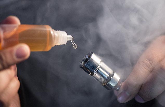 Жидкость своими руками электронных сигарет 14