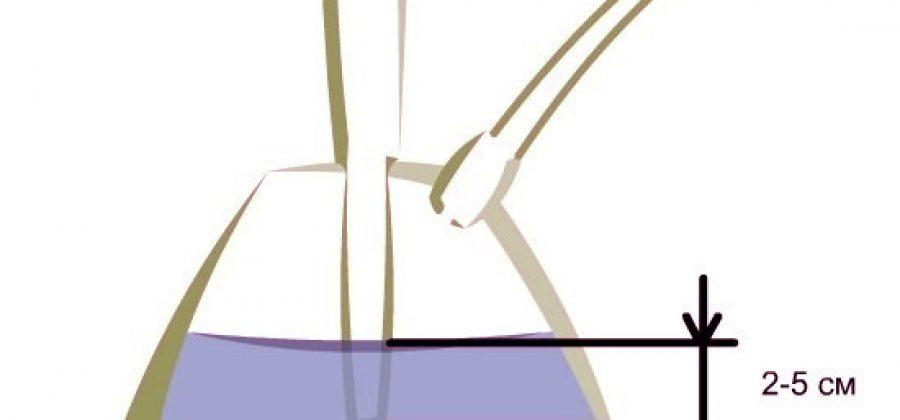 Сколько воды наливать в колбу для кальяна