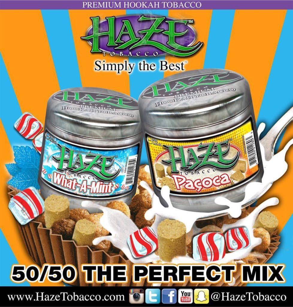 haze mix