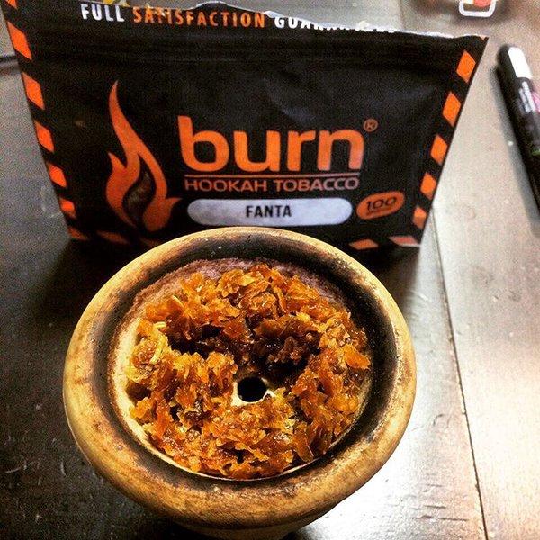 табак для кальяна Burn