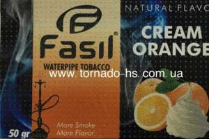 fasil cream orange
