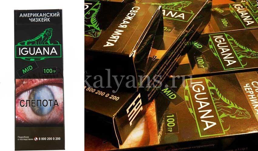 табак игуана