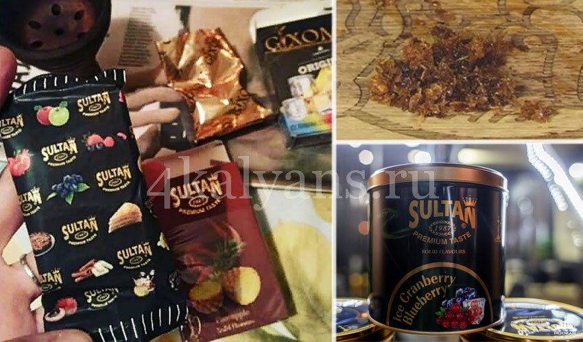 табак султан