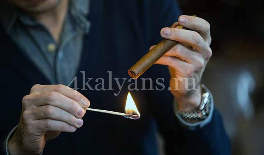 зажигалка для сигар как выбрать