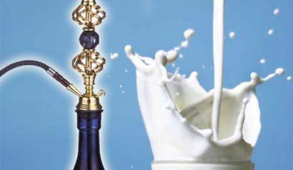 Кальян на молоке пошаговая инструкция приготовления