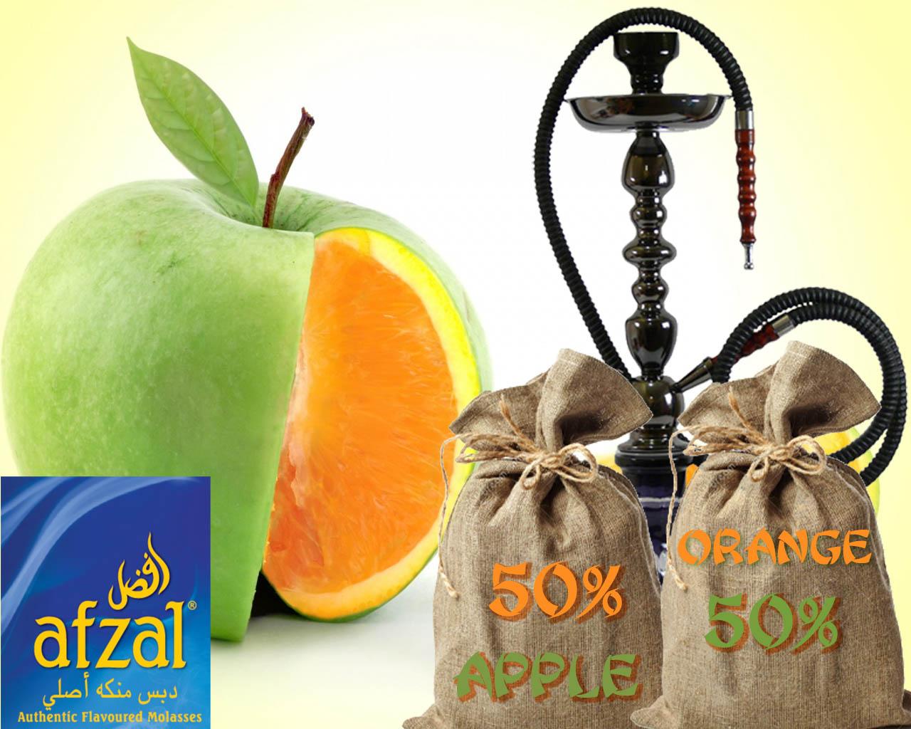afzal miks apple orange