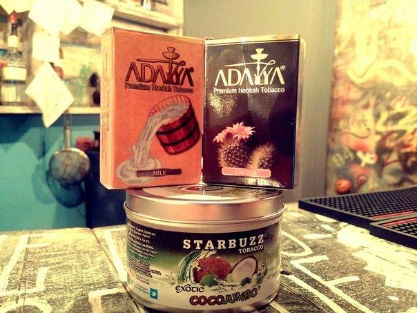 Вкусы Adalya