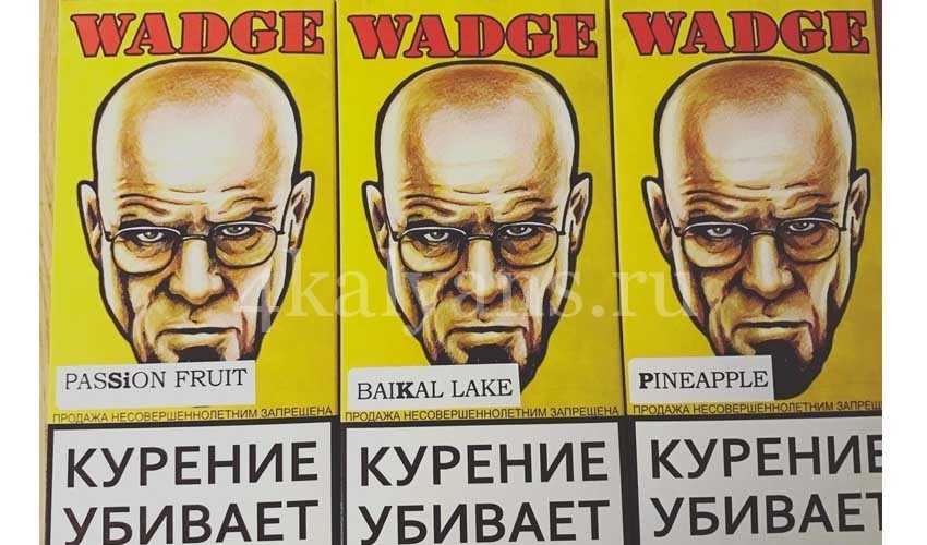 табак wadge