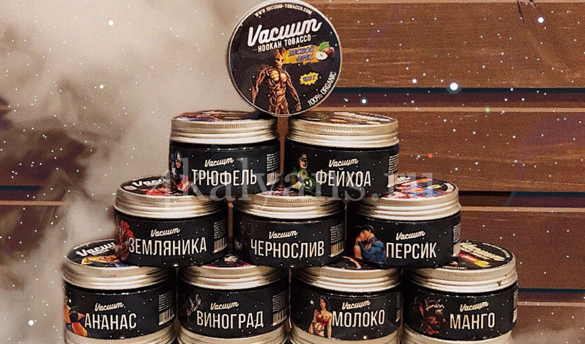 табак для кальяна vacuum